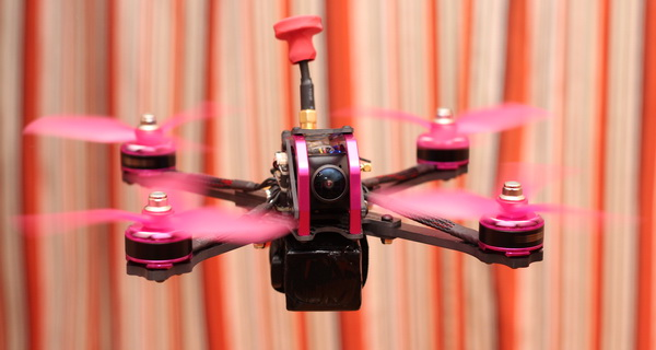 FuriBee GT 215MM drone review: Test flight