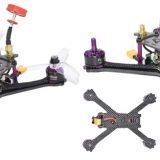 FuriBee Geniuser 160mm fpv drone