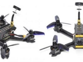 FuriBee Bison 150mm FPV drone