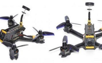 FuriBee Bison 150mm FPV drone