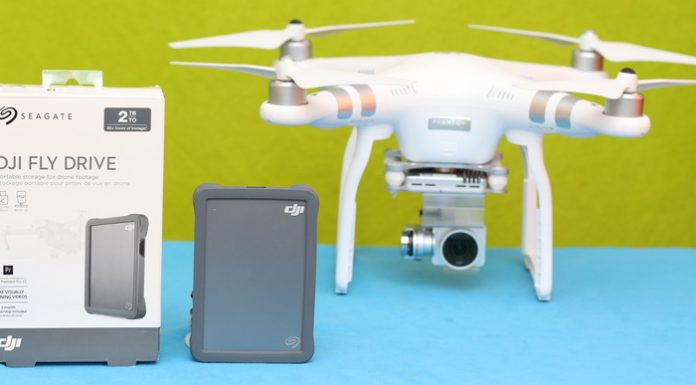 DJI Fly Drive review