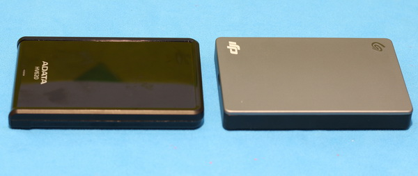 DJI Fly Drive review: Comparison to other portable drive