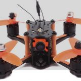 Spae Wolf DT140 fpv quadcopter