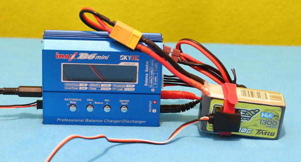 Tattu 100C HV LiPo review: Charging High voltage LIPO