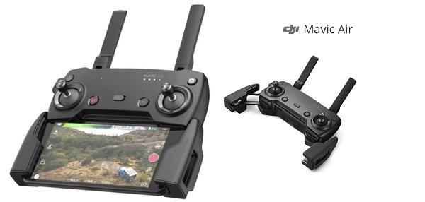 DJI Mavic AIR remote controller