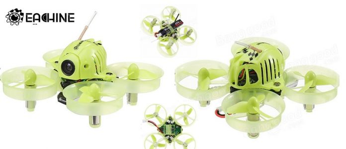 Eachine QX65 mini racing drone