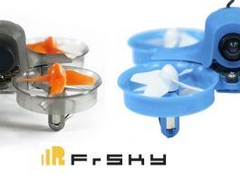Frsky Apus MQ60 micro racing drone