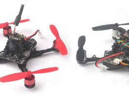 Happymodel Trainer90 DIY FPV drone KIT