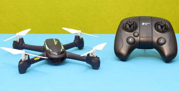 Best drone with camera and GPS: Review of Hubsan H216A X4 Desire Pro