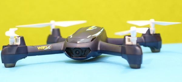 Hubsan H216A drone review: Design