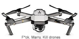 F*uck, Marry, Kill drones of 2017