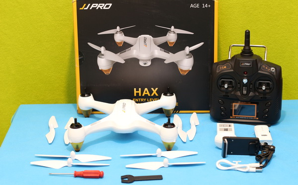 JJPRO X3 HAX drone review: Verdict