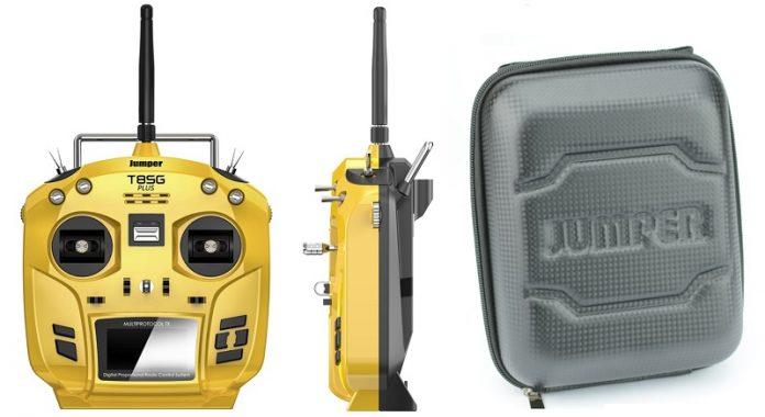 Jumper T8SG 2.0 Plus remote controller
