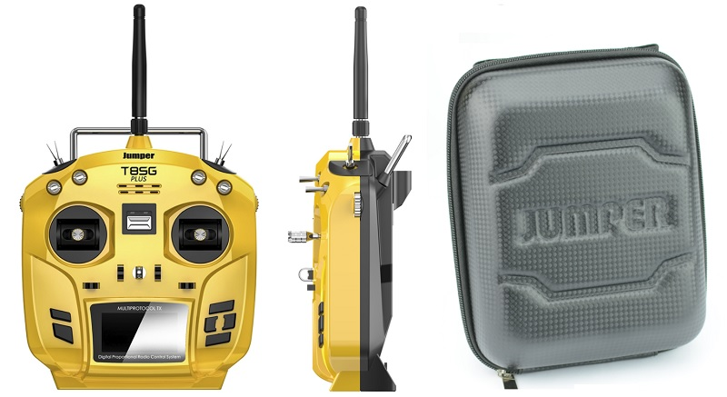 jumper t8sg v2 plus  Jumper T8SG Plus transmitter: Rumored specs and features | First ...