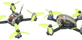 KINGKONG / LDARC EGG PRO 138mm FPV drone