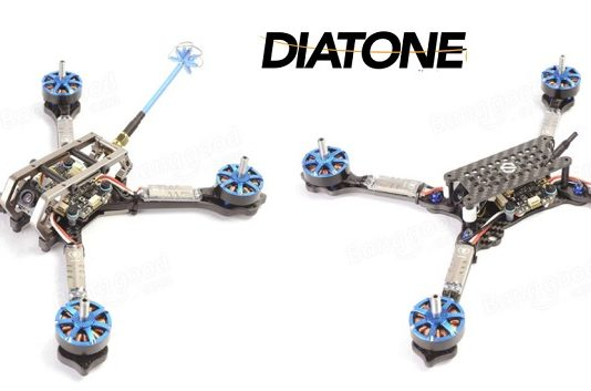 Diatone 2018 GT-M530 and GT-R530 drones