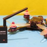 Eachine ROTG02 5.8G OTG receiver review