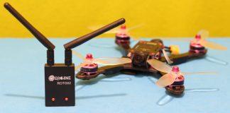 Eachine ROTG02 5.8G OTG receiver review