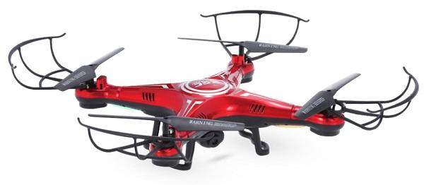 GoolRC X5C design