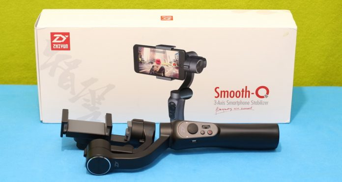 Zhiyun Smooth Q review