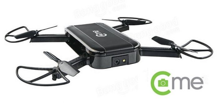 C-me selfie drone with GPS