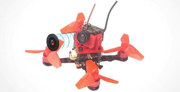 DIY Cute66 drone camera