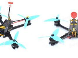 AuroraRC Armor220 fpv racing drone
