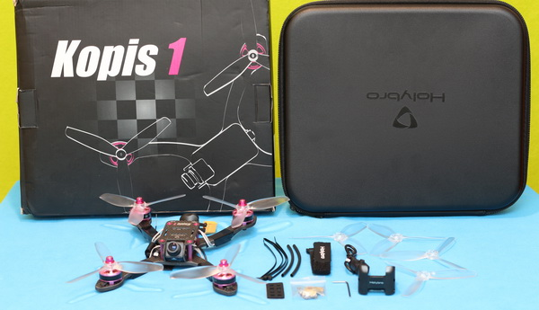 Best quadcopter reviews 2017: HolyBro Kopis 1