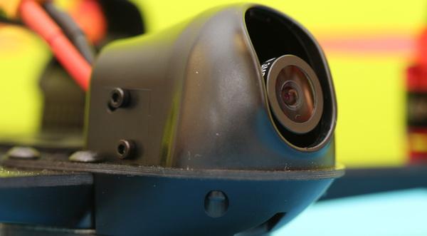 LitisRC Cicada 180 review: Camera