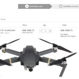 DJI Mavic Pro Coupon Code with 50% off