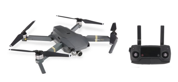 DJI Mavic Pro price droop to $709 with coupon code