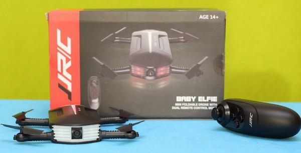 Best cheap drone deals March 2018: JJRC Baby Elfie