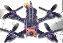 EVERWING CYCLONE 110 drone