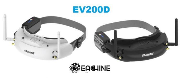 Eachine EV200D goggles