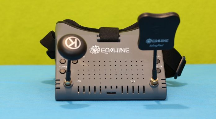 Eachine EV900 Review