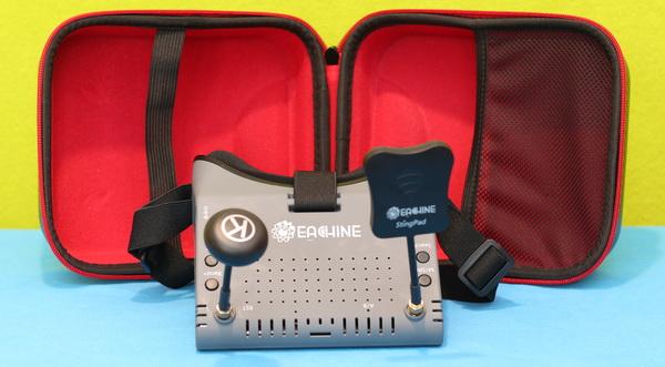 Eachine EV900 Goggles Review: Case