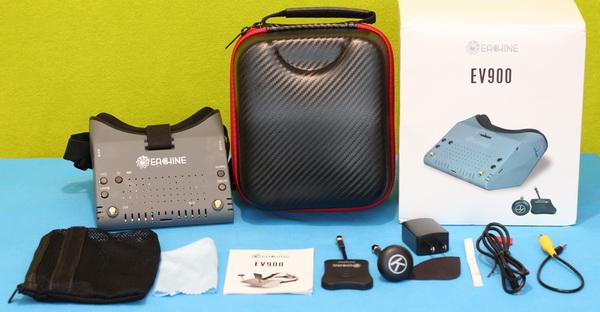 Eachine EV900 Goggles Review: Verdict