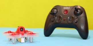 Is the Eachine M80S the best RTF FPV Drone. Let's find from our review