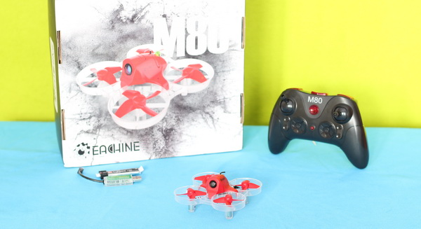 Eachine M80S Review: Verdict