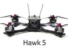 Emax HAWK 5 FPV racing drone under $250