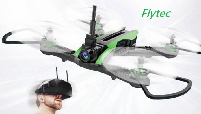 Flytec H825 cheap FPV drone