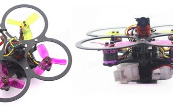 HSK90 FPV Drone