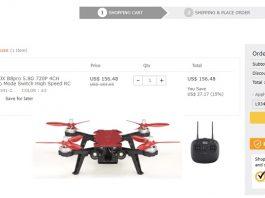 MJX Bugs 8 Pro coupon deal