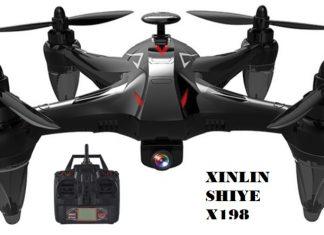 XINLIN SHIYE X198 drone