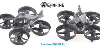 Eachine E010S PRO drone quadcopter