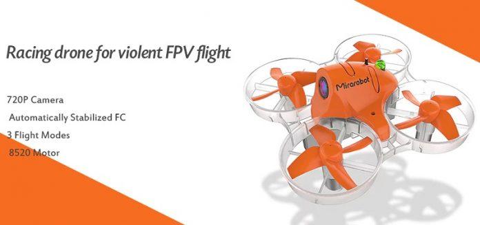 MIRAROBOT S85 quadcopter