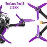 Realacc Real5 FPV 250mm Racing drone