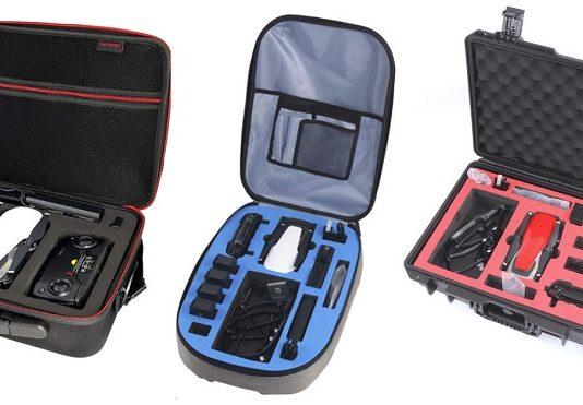 DJI Mavic Air Case, Backpack and Shoulder Bag