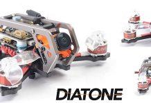 Diatone 2018 GT-M205 FPV drone