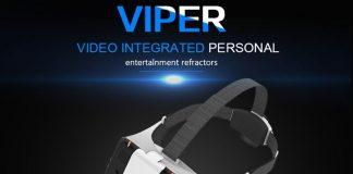FXT VIPER FPV goggles